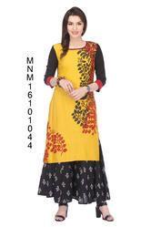 Rayon Fashion Wear Kurtis