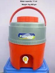 11 Liter Cylinder Model Water Camper