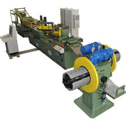 Sheet Cut to Length Machine