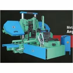 BDC-550 A Fully Automatic Double Column Band Saw Machine