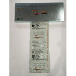 Biotin Calcium Pantothenate, Acetylcystene & Minerals Tablets