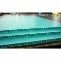 Polypropylene Flute Board