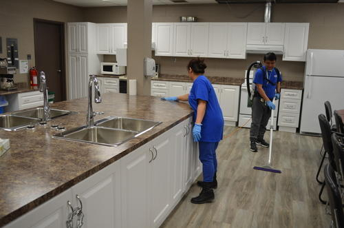 Kitchen Cleaning Service, Cleaner, Cleaning Job Work, Commercial ...