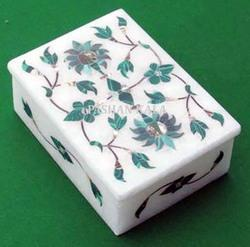 Inlay Work Marble Box
