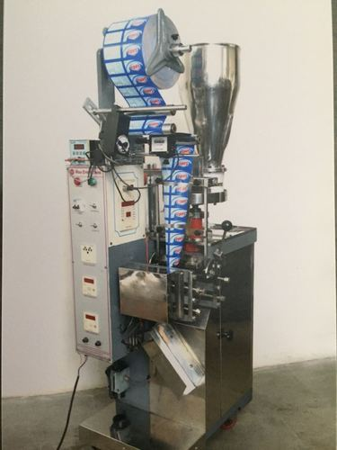 Powder Granule and Snacks Pouch Packing Machine - Semi