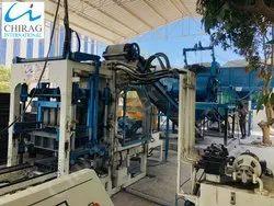 Chirag Automatic Cement Brick Machine