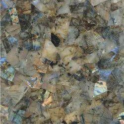 Capstona Semi Precious Labradorite Tiles