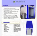 Disinfection Tunnel Body Sanitization Tunnel