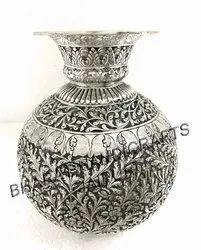 Metal Antique Flower Vase