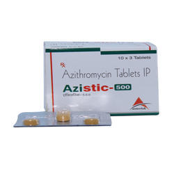 Azithromycin Tablets IP