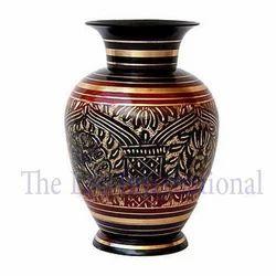 Brass Handicrafts Antique Vase