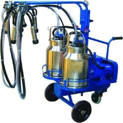 Automatic Buffalo Milking Machine