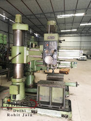 Elha Radial Drilling Machine