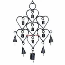 Cluster of Butterflies Wind Chimes for Home