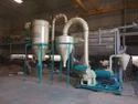 Semi Automatic Mineral Pulverizer