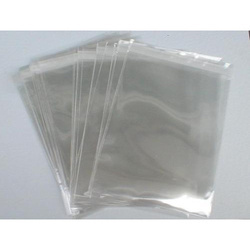 Transparent LDPE Bag