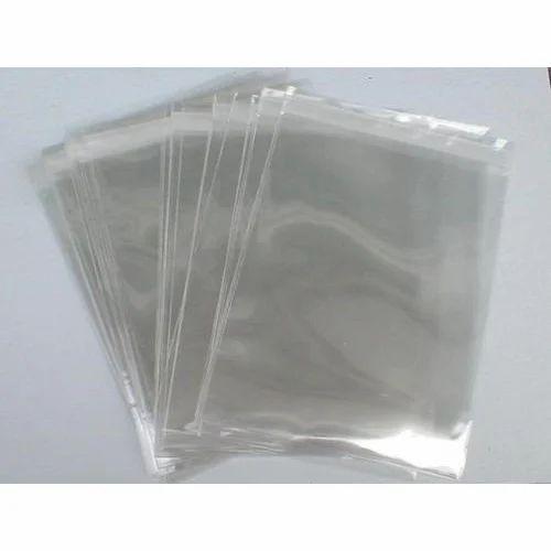 Transparent LDPE Bag