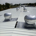 Polycarbonate Base Air Ventilator