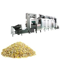 Multigrain Continuous Roasting Machines