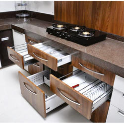 Ferro PVC Kitchen Cabinet