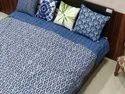 Handmade Kantha Bedspread