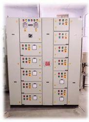 3 Electric MCC Control Panel, Automatic Grade: Semi-Automatic, 440 V