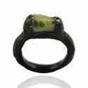 Fire Opal Gemstone Rings