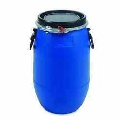 Blue 1 Open Top Drum, Capacity: 0-50 litres
