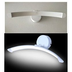 Copper Warm White J876 LED Curved Mirror Light, 6-12 W