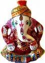 Metal Saffa Ganesha
