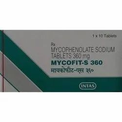 Mycofit S 360 Tablet, Packaging Size: 1x10 Tablets, Packaging Type: Strip