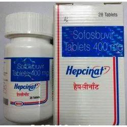 Hepcinat Tablet, Sofosbuvir (400mg)