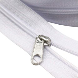 Nylon No 3 Zippers