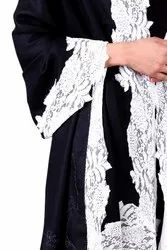 Lace Shawls With Digital Prints