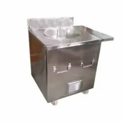 Stainless Steel Commercial SS Gas Tandoor