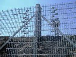 Razor Mesh Fence