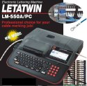 MAX LETATWIN LM 550A  Ferrule Printing Machine