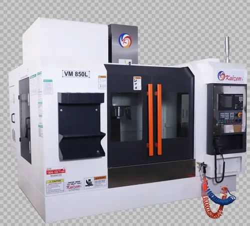 Automatic Vertical Machining Center