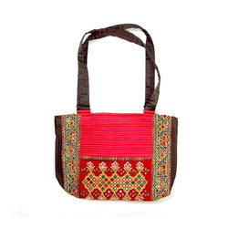 Embroidered Handicraft Shoulder Bag