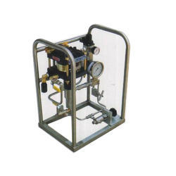 MS Portable Hydro Test Pumps System