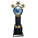 Office And College Wooden Trophy