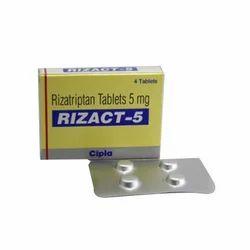 5mg Rizact Tablets