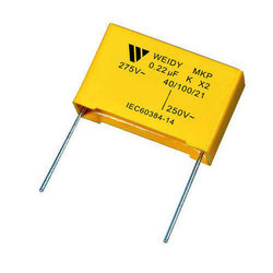 WEIDY BOX Capacitor, Fans