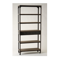 Slotted Angle Racks - Adjustable Racks Manufacturer from Mumbai