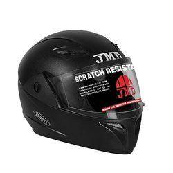 Trusty Black Full Face Helmet