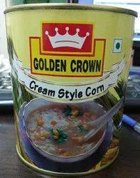 Sweet Corn 800gm, Packaging Type: Carton