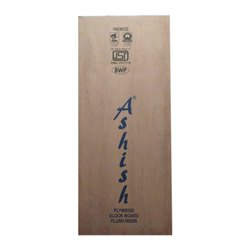 Ashish Interior Plain Wooden Flush Door, for Home