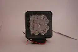 9 LED Fog Light  Square