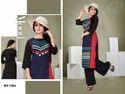 stylist rayon kurti