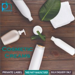 Third Party Manufacturer of Cosmetic Cream